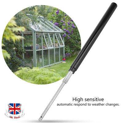 Adjustable Auto Vent/Automatic Greenhouse Window Opener Replacement Cylinder NEW • 19.99£