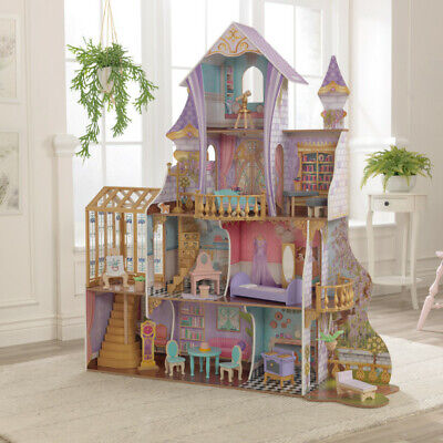 Kidkraft Enchanted Greenhouse Castle Dollhouse   Includes Accessories • 179£