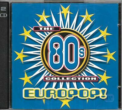 Time Life - The 80's Collection - Europop! - 2 CD Set • 15£