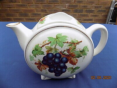 Vintage Ringtons Maling Ware Large Teapot 1960's - Height 17cm • 11.99£