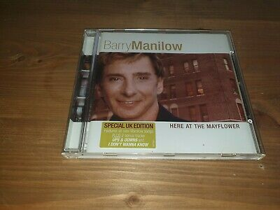 Barry Manilow - Here At The Mayflower UK Edition CD • 1.20£