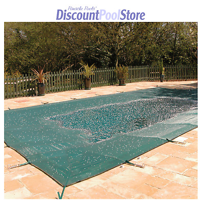 Deluxe Winter Debris Cover For Swimming Pool (includes P-anchor Fixings) • 519.99£
