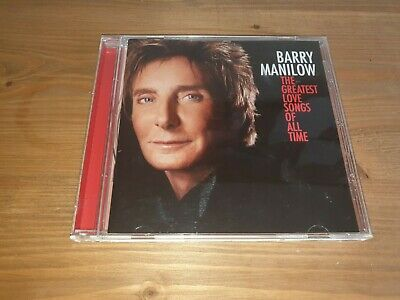 Barry Manilow - The Greatest Love Songs Of All Time CD • 0.99£