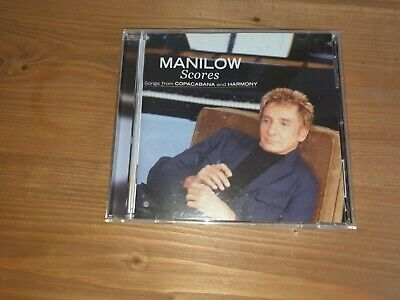 Barry Manilow - Scores CD • 0.99£