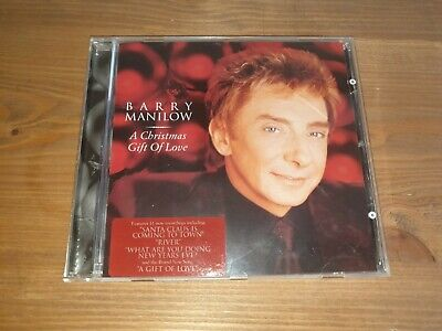 Barry Manilow - A Christmas Gift Of Love CD • 0.99£