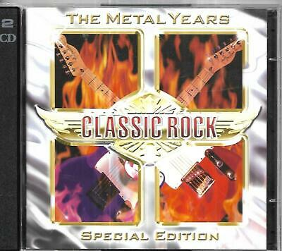 Time Life - Classic Rock - The Metal Years • 15£