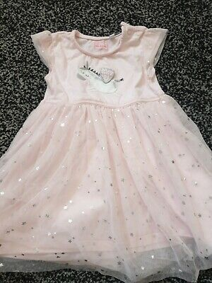 Girl Dress Bluezoo 12-18 Months • 0.99£