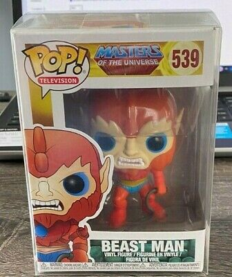 $20 • Buy FUNKO POP!  Masters Of The Universe Beast Man # 539