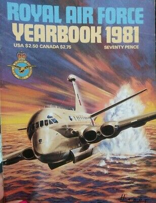 $7.12 • Buy Royal Air Force Yearbook 1981 - British Military Collectible, Paperback, Ducimus