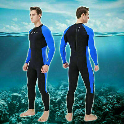 $23.79 • Buy Ultra-thin WetSuit Full Body Super Stretch Diving Suit Swim Surf Snorkeling A3