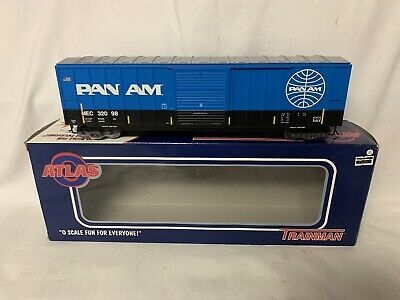 "$ CDN131.81 • Buy ✅atlas O 2-rail Pan Am Mec Acf 50' 6"" Box Car! O Scale Train Maine Central"