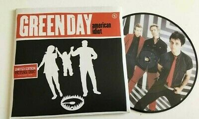 Green Day American Idiot ‎ 7  Picture Disc 2004  • 24.99£