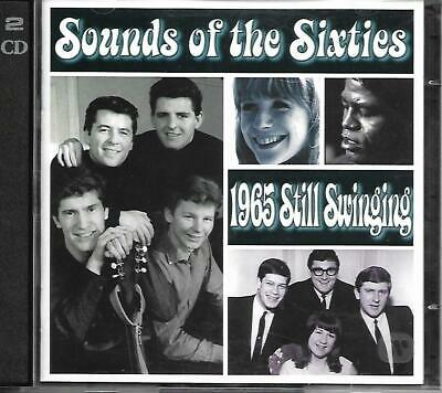 Time Life - Sound Of The Sixties - 1965 Still Swinging - 2 CD Set • 12£