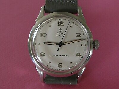 $ CDN522.01 • Buy Rolex Tudor Mans Vintage Wristwatch With Box And Papers All Stainless Steel