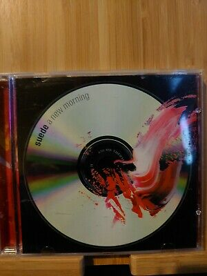 Suede : A New Morning (Limited Edition) CD (2002) Free Postage! • 2.49£