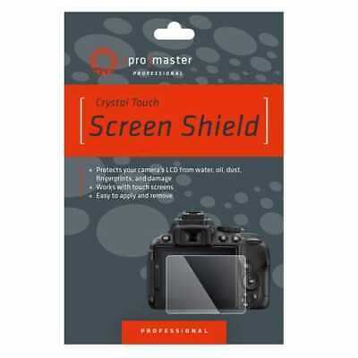 AU39.95 • Buy ProMaster Crystal Touch Screen Shield - Sony A6500, A6300, A6000