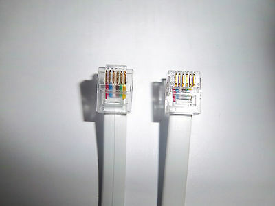 £6.99 • Buy New Data Cable Dcc Rdigitrax Loconet Hornby Nce Lenz Xpressnet Control System