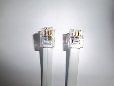 £6.99 • Buy Data Cable For Xpressnet Control System Dcc Rdigitrax Loconet Hornby Nce Lenz