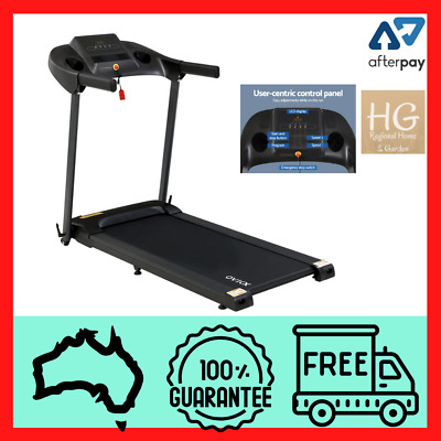 AU765 • Buy OVICX Electric Treadmill Home Gym Exercise Machine Fitness Equipment Compact