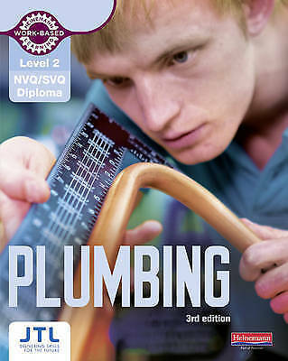 Level 2 SVQ/NVQ Plumbing Candidate Handbook By JTL Training • 40£