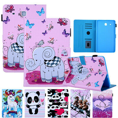 Tablet Case For Samsung Galaxy Tab A 10.1 T580/T585 Stand Flip Card Slot Cover  • 10.93£