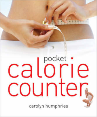 Pocket Calorie Counter: The Little Book That Measures And Counts Your Portions T • 6.24£
