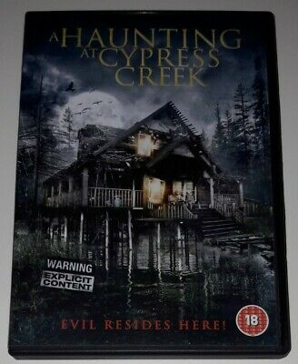 A Haunting At Cypress Creek DVD (2015) Shanon Snedden, Crum (DIR) Cert 18 • 0.99£