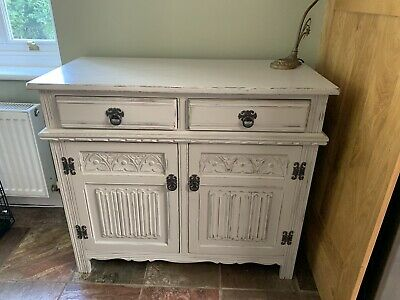 Shabby Chic Sideboard French Grey • 53£