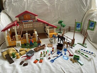 Playmobil Horse Stable • 40£