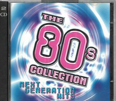 Time Life - 80's Collection -  Next Generation Hits - 2 CD Set • 5£