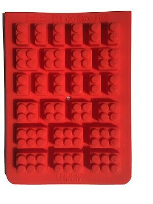 Building Brick Silicone Mould Sugar Craft Chocolate, Jelly Sweets • 1.80£