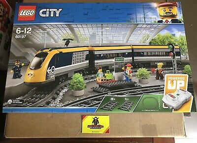 AU109.95 • Buy LEGO 60197 - City Passenger Train 60197 (Does Not Include Power Functions) - NEW