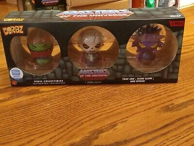 $42 • Buy Funko Dorbz Masters Of The Universe Trap Jaw Scare Glow & Spikor Funko Shop 3000
