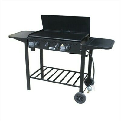 AU329.99 • Buy Jumbuck 4 Burner Delta Gas BBQ Barbeque Flat Top