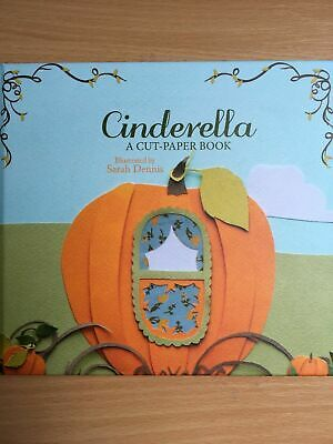 £7.99 • Buy Cinderella: A Paper-cut Book By The Brothers Grimm Hardback