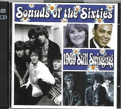 Time Life - Sound Of The Sixties - 1969 Still Swinging - 2 CD Set • 25£