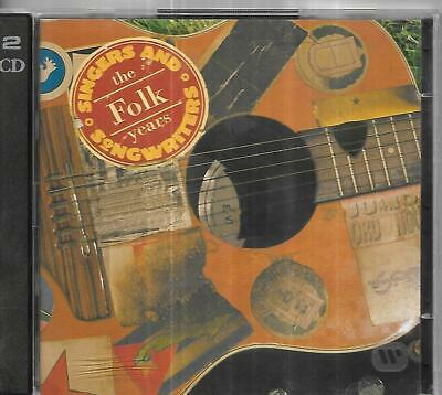 Time Life - Singers & Songwriters - Folk Years - 2 CD Set • 25£