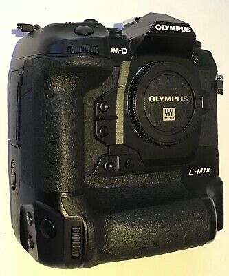 View Details Olympus OM-D E-M1X 20.4MP Compact Camera - Black • 1,349.99£