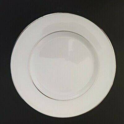 Wedgwood Regal Platinum White Bone China Side Plate Excellent Condition • 5£