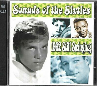 Time Life - Sound Of The Sixties - 1962 Still Swinging - 2 CD Set • 12£