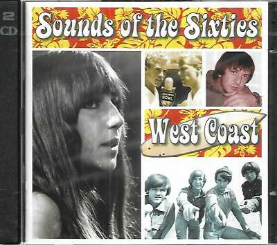 Time Life - Sound Of The Sixties - West Coast - NEW & SEALED • 20£