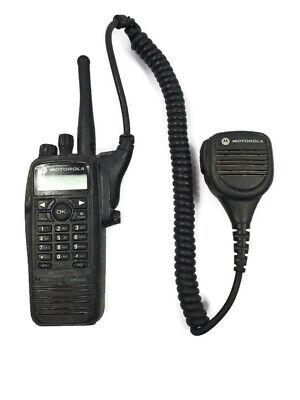 $89 • Buy Motorola XPR6550 Two Way Radio Unprogrammed W/ Charger