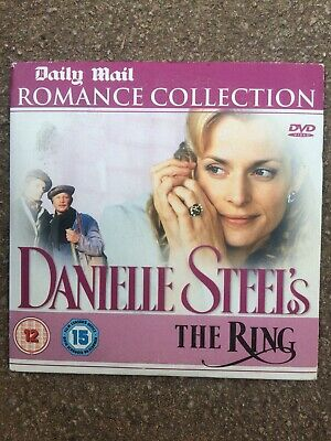 Danielle Steel's The Ring DVD Daily Mail ROMANCE COLLECTION Promo DVD VGC • 0.99£