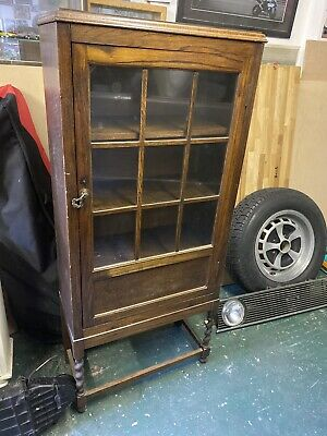 Display Cabinet Old • 30£