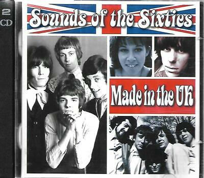 Time Life - Sound Of The Sixties - Made In The UK - 2 CD Set • 10£