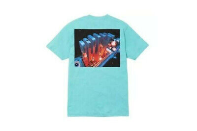 $ CDN131.82 • Buy New Supreme Skyscraper T-shirt Teal Size Large. Sealed In Bag SS16 Rare Tee