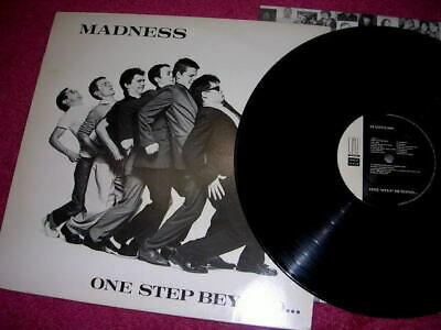 Madness - One Step Beyond 'bed & Breakfast' Uk Lp - Suggs Stiff Ska Two Tone Cd • 34.99£