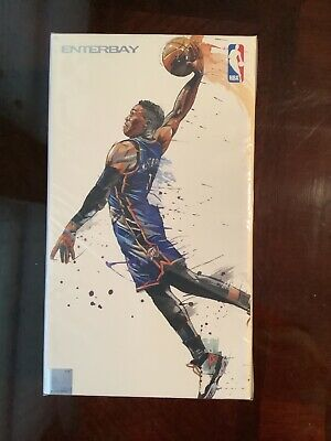 $165 • Buy Russell Westbrook Oklahoma City Thunder 1/9th Scale 8  Figure Enterbay Unopened