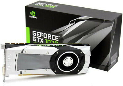 $ CDN293.33 • Buy NVIDIA GeForce GTX 1070 Founders Edition 8GB GDDR5 Graphics Card -Original Box