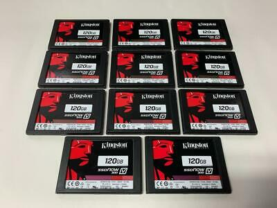 $ CDN299.95 • Buy Lot Of 11 X Kingston 120gb Ssdnow 300 V Ssd Solid State Drive (no Bad Sector)